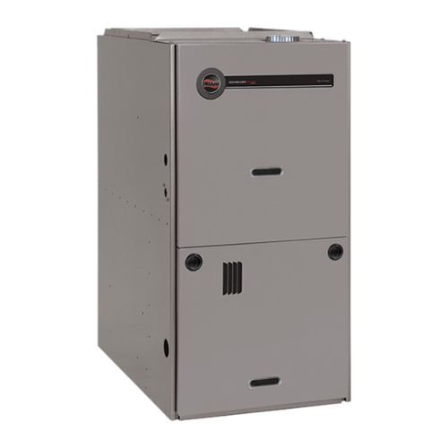 Ruud Downflow Gas Furnace (R801T).